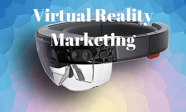 Virtual reality marketing