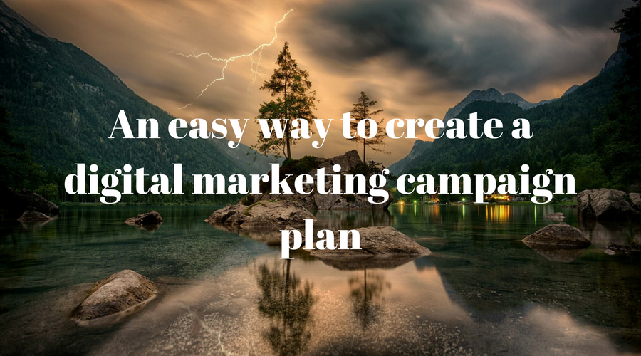 Digital Marketing Campaign Plan